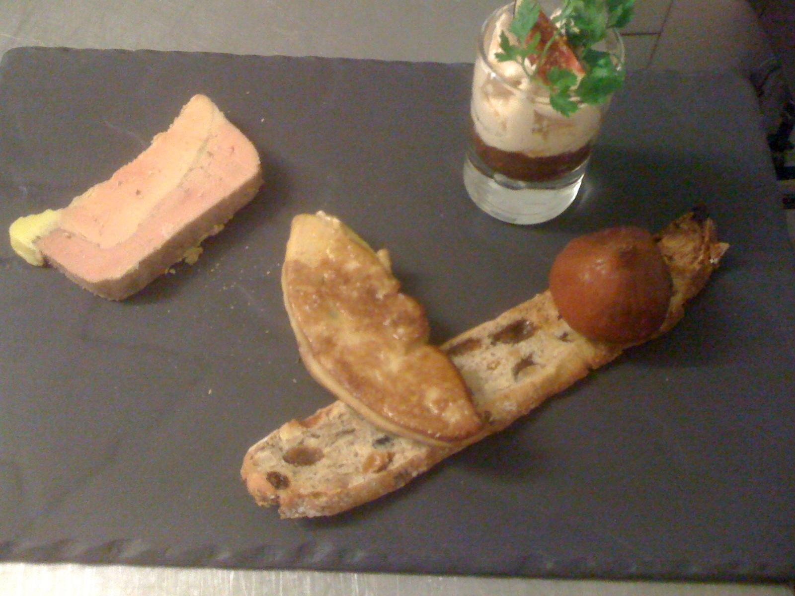 d clinaison autour du foie gras figue poch e au vin blanc chef globe trotter. Black Bedroom Furniture Sets. Home Design Ideas